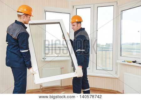 windows installation workers