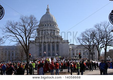 WI Protests