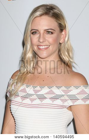 LOS ANGELES - JUL 30:  Helene Yorke at the EPIX Television Critics Association Tour Photo Line at the Beverly Hilton Hotel on July 30, 2016 in Beverly Hills, CA