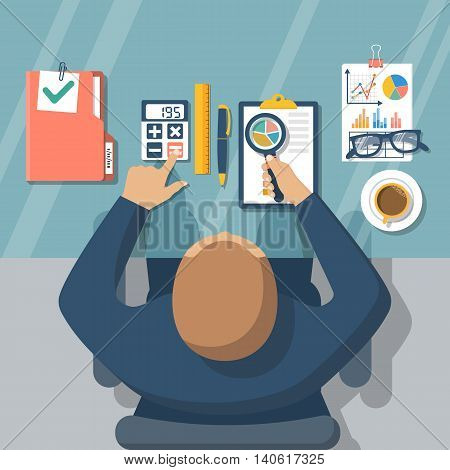 Auditing Concepts Vector