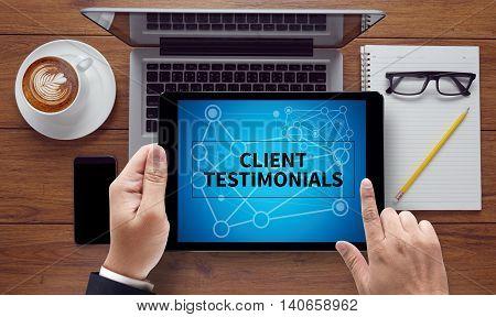 Client Testimonials