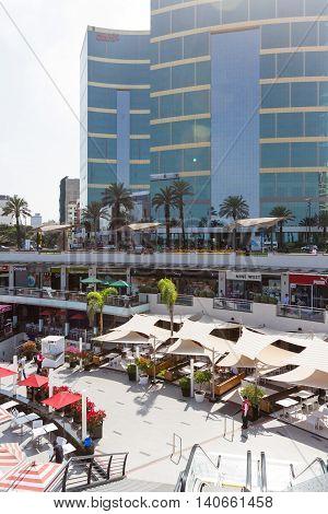 Larcomar, Shopping Centre In Lima