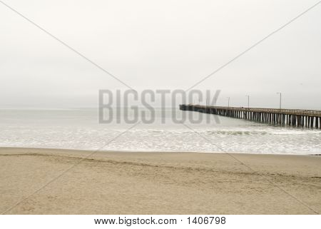 Solitude By The Pier