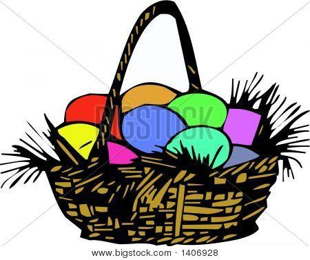Easter Basket1.Eps