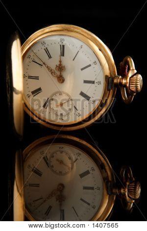 Old Golden Watch