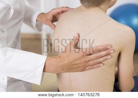 Paediatric Scoliosis Examination