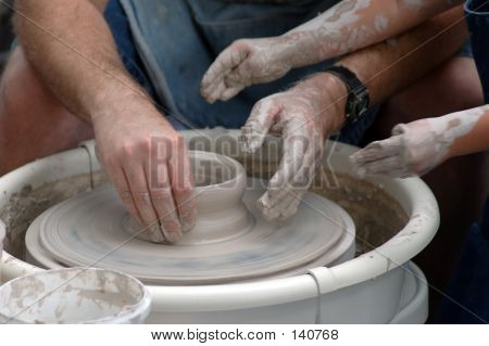 Pottery Teacher