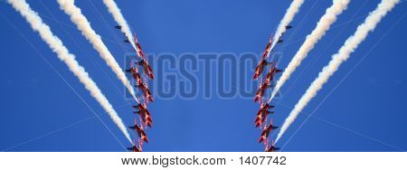 Red Arrow Jets