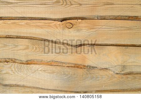 natural wooden texture without painted boards from pine