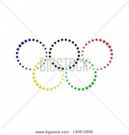Kiev, Ukraine - August 1, 2016: Summer Olympic Games In Rio De Janeiro, Brazil, From 5 To 21 August,