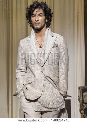 Joseph Abboud - Men Spring Summer 2017 Collection