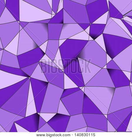 Fragment of abstract purple background stock vector