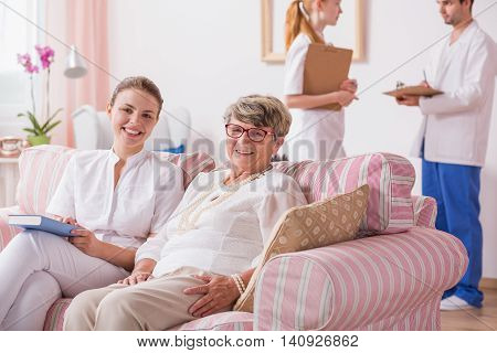 Assisted Living For Seniors