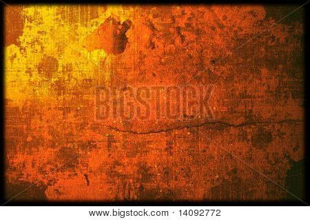 vintage Abstract Background Frame
