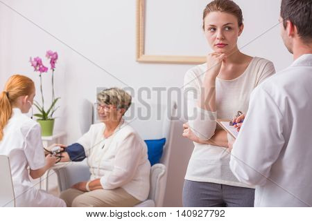 Care About Her Grandmother