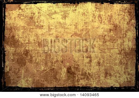 grunge frame background