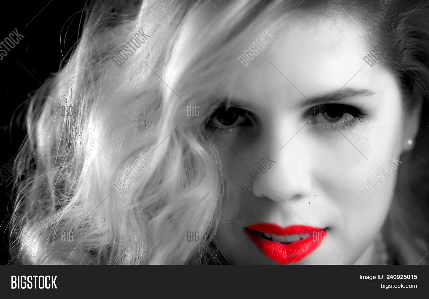 Black and white photos with red color accents how to become model fun and