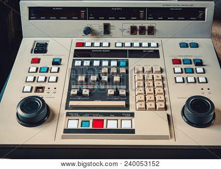 Retro Type Editing Equipment