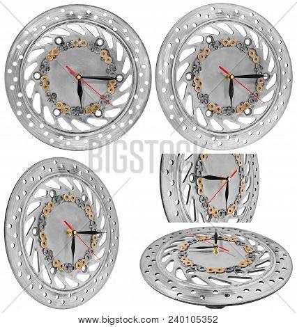 Handmade Clock Made Image & Photo (Free Trial) | Bigstock
