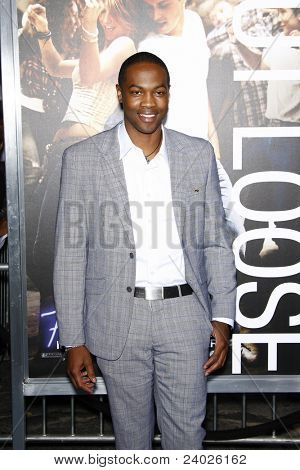 LOS ANGELES, CA - OCT 3: Ser'Darius Blain at Paramount Pictures' premiere of 'Footloose' held at the Regency Village Theater on October 3, 2011 in Los Angeles, California