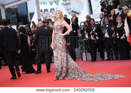 Hofit Golan   attends the screening of 'Sorry Angel' during the 71st annual Cannes Film Festival at Palais des Festivals on May 10, 2018 in Cannes, France.