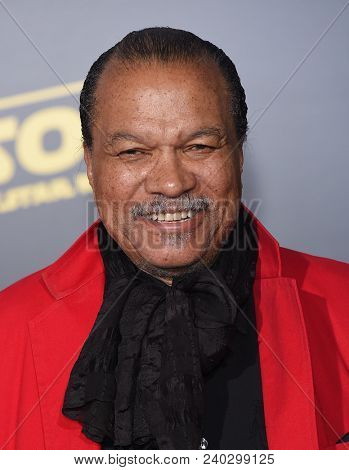 LOS ANGELES - MAY 10:  Billy Dee Williams arrives to the
