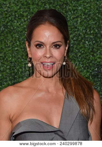 LOS ANGELES - MAY 10:  Brooke Burke arrives to the Women's Empowerment Luncheon  on May 10, 2018 in Hollywood, CA