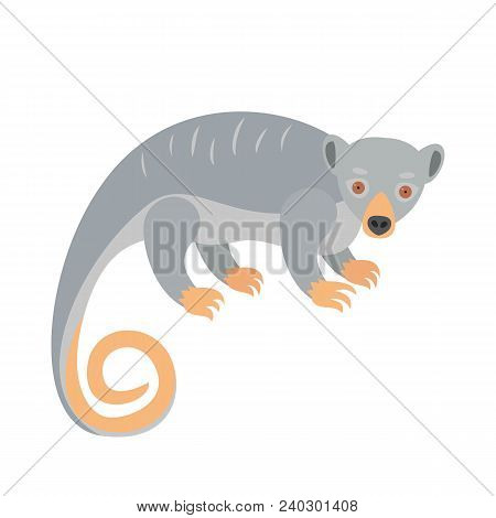 Cute Couscous On White Background. Vector Illustration.