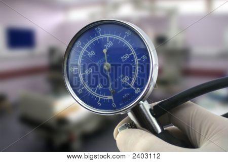 Blood Preasure Measurement