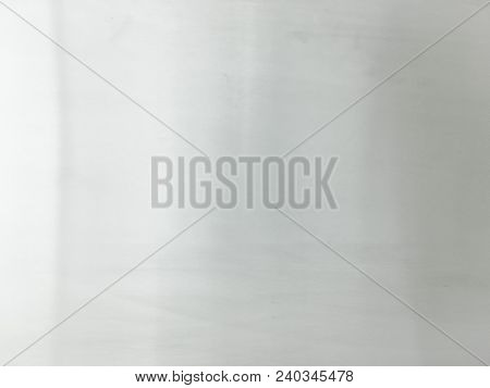 Silver Foil Texture Background. White And Silver Glitter, Sparkle Background. Silver Foil Shiny Meta
