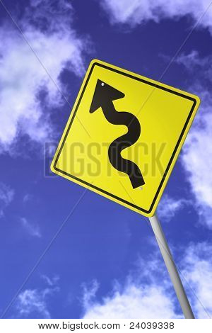 traffic sign clear solar daytime