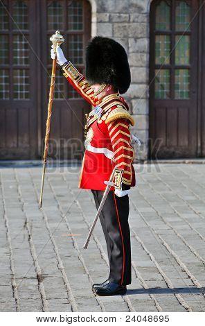 Bandmaster - Scots Guards