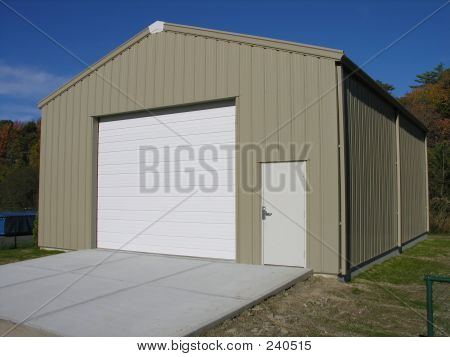 Steel Building/garage