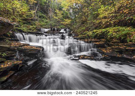 Delaware Falls Downstream