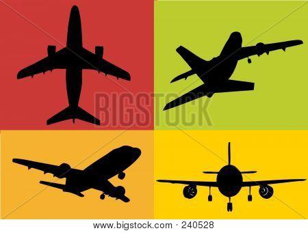 Flugzeug-Set 2