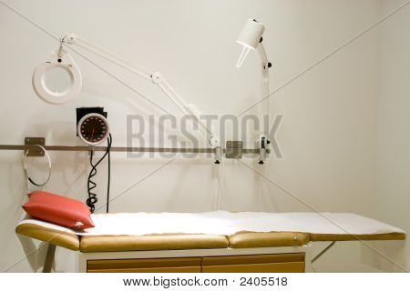 Doctor'S Examination Room