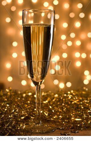 Golden Champagne.