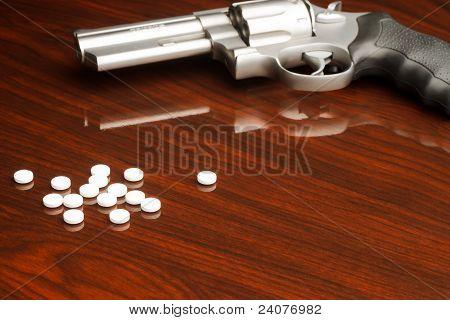 Pills Revolver