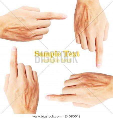 Hand Point