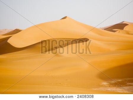 Arabian Sand Dunes