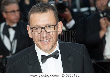 CANNES, FRANCE - MAY 13: attends the screening of 'Sink Or Swim (Le Grand Bain)' during the 71st annual Cannes Film Festival at Palais des Festivals on May 13, 2018 in Cannes, France.