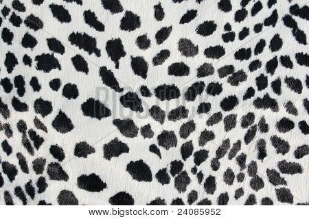 Dalmatian Fur