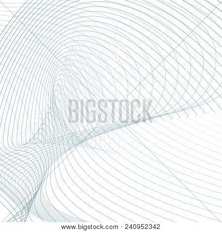 Abstract Futuristic Vector Photo Free Trial Bigstock