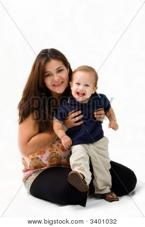 Mother & Son