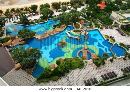 Poolside#8