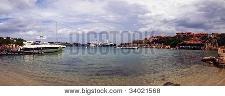 Port Of Porto Rotondo, Sardinia