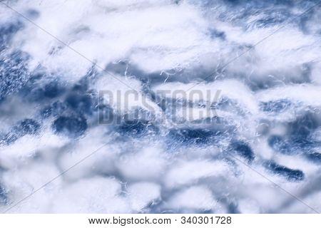 Abstract Fleece Background, Fleece Wilds.