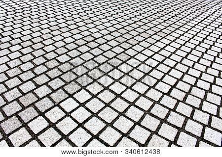 Pattern Of Stone Brick Floor