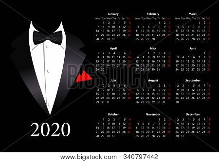 Save Download Preview 2020. Happy New Years 2020 Illustration Card. Happy New Years 2020 Greeting Ca