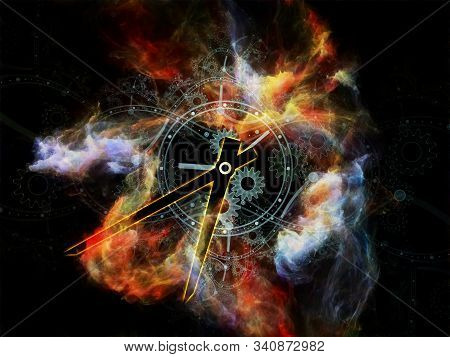Energy Of Temporal Realm